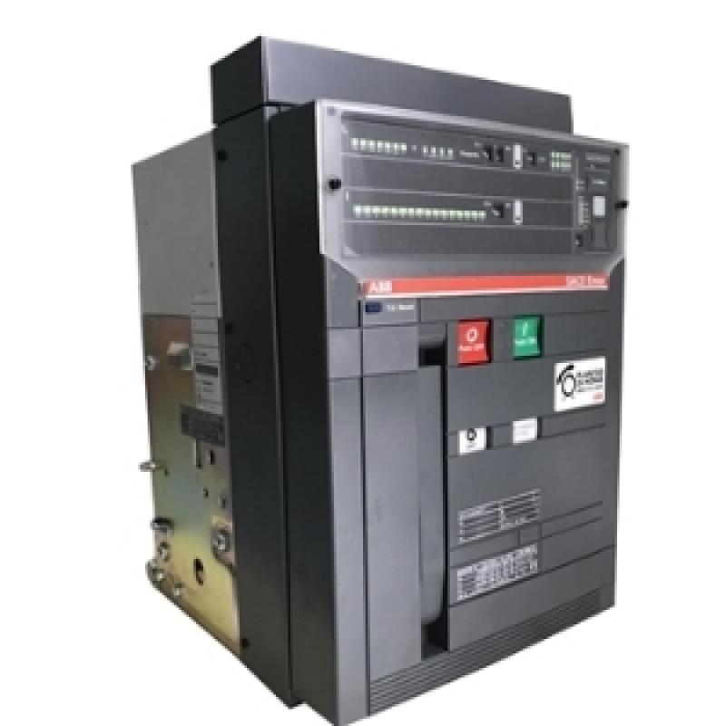 Disjuntor Tripolar Cotação M'Boi Mirim - Disjuntor para Descarga Elétrica