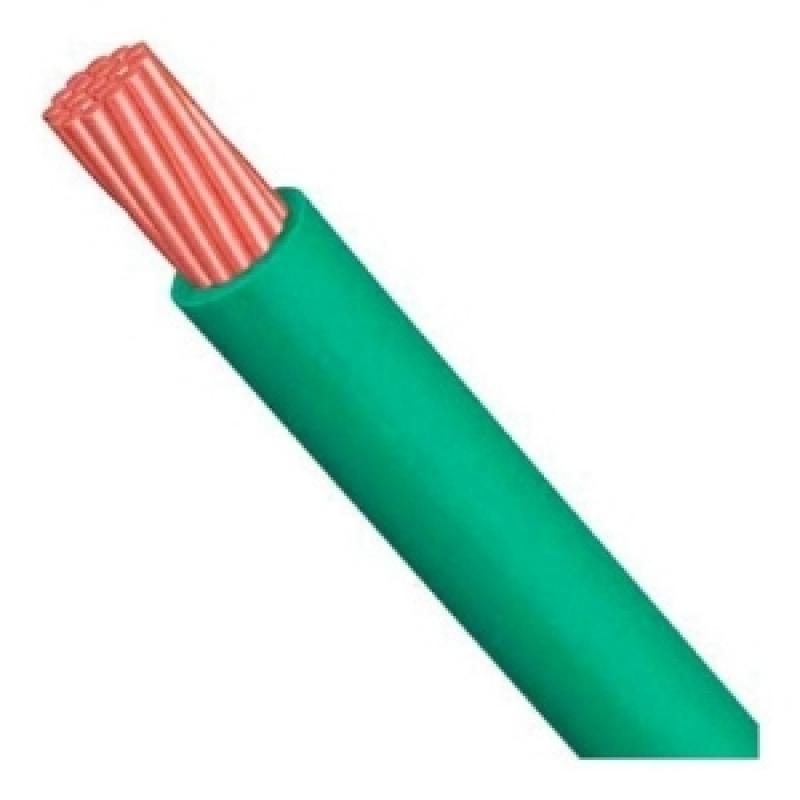 Fio Elétrico de Dois e Meio Aracaju - Fio Elétrico 2 5mm