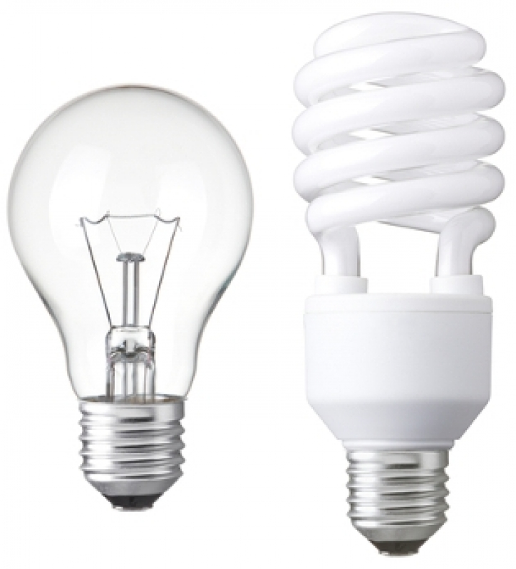Lâmpada de Led Cidade Dutra - Lâmpada Fluorescente 32w