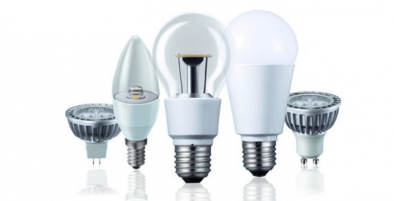 Preço da Lâmpada Fluorescente 20w Mandaqui - Lâmpada Fluorescente U