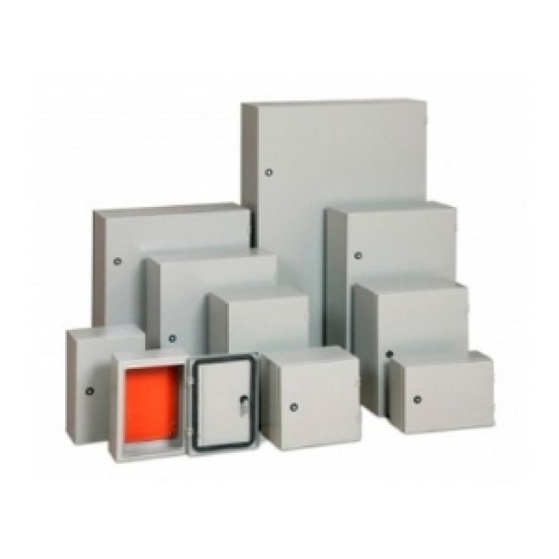 Quadro Elétrico de Metal Preço Rio Pequeno - Quadro Elétrico para Habitação