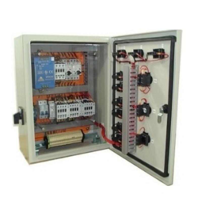Qual o Valor do Quadro Elétrico para Habitação Macapá - Quadro Elétrico Automação