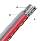 fio elétrico cabo flexível