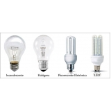 lâmpada de alta potencia Rio Pequeno