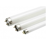 lâmpada de led tubular