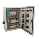 quadro elétrico em policarbonato Casa Verde