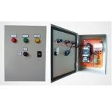 quadro elétrico de habitação