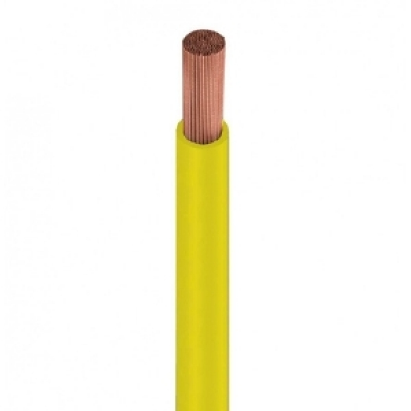 Fio Elétrico 4mm Orçamento Campo Grande - Fio Elétrico para Lâmpada