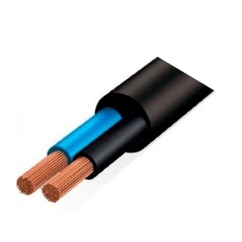 Fio Elétrico para Lâmpada Ipiranga - Fio Elétrico 6mm