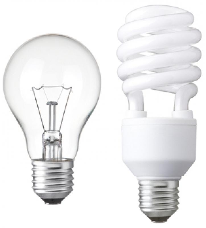 Lâmpada Fluorescente Led Saúde - Lâmpada Fluorescente U