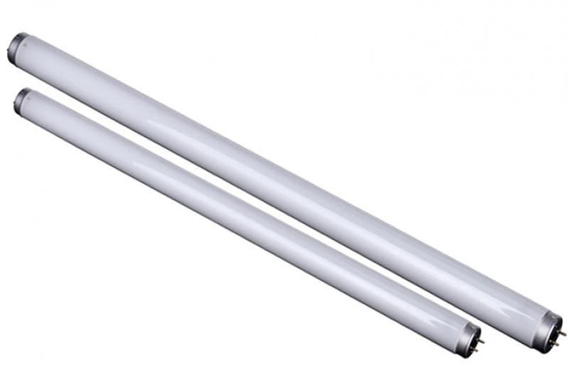 Lâmpada Fluorescente Tubular Cotação Jardins - Lâmpada Fluorescente 40w