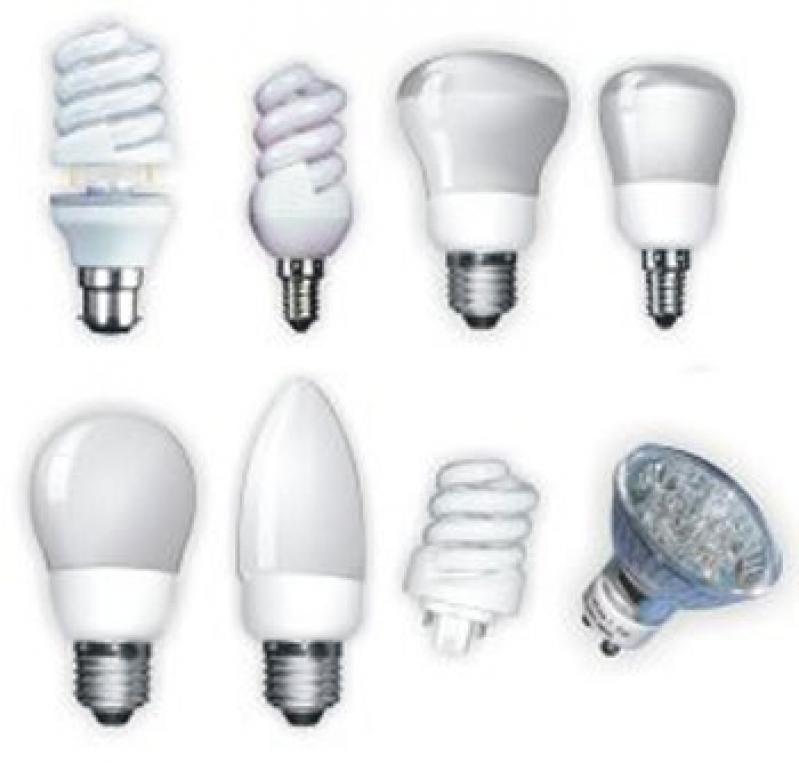 Lâmpadas Fluorescente Led Guaianases - Lâmpada de Emergência Led