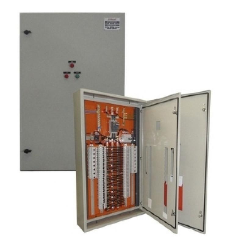 Quadro Elétrico Trifásico Preço Teresina - Quadro Elétrico de Metal