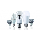 lâmpada fluorescente compacta cotação São Mateus