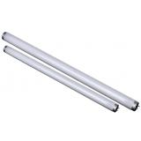 lâmpada fluorescente tubular cotação Tucuruvi