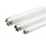 lâmpada fluorescente u